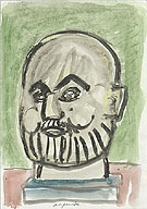 A R Penck Untitled 1987