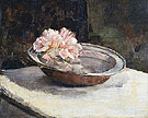Abbott Henderson Thayer Still Life Brass Bowl 1886