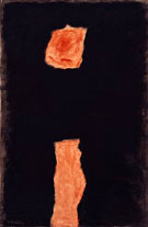 Milton Avery Black Night 1959