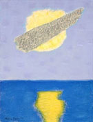Milton Avery Cloud over Sun 1959