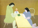 Milton Avery Childs Supper 1945