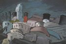 Milton Avery City Harbor