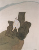 Madonna of the Rocks 1957 - Milton Avery