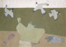 Surf Fisherman 1950 - Milton Avery