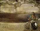 Salvador Dali Saint Helena of Port Lligat 1956