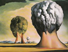 Salvador Dali The Three Sphinxes of Bikini 1947