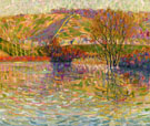 Auguste Herbin The Coast at Haute Isle c1906
