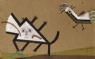 Victor Brauner Sans Titre 1951