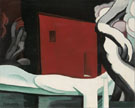 Oscar Bluemner Snow and Glow By 1935