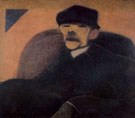 Portrait of Gorky - Leon Spilliaert