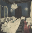 Salle de Tables Dhotes - Leon Spilliaert