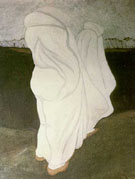 Leon Spilliaert White Robes 1904