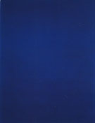Yves Klein IKB 3 1960