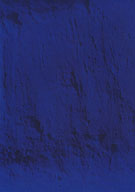 Yves Klein IKB 160 C Blue Wave 1957