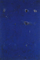 Yves Klein Bengal Flares M41 One Minute Fire 1957