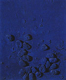 Yves Klein RE 19 1958