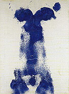 Yves Klein ANT 13 1960