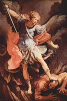 Guido Reni Angel Gabriel