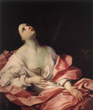 Guido Reni Cleopatra