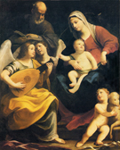 Guido Reni Holy Family 1642