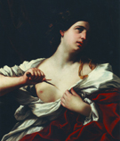 Guido Reni Lucrezia