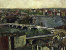 The Bridge of Toulouse 1909 - Maurice Utrillo
