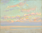 Sky and Sea California 1925 - Alson Skinner Clark