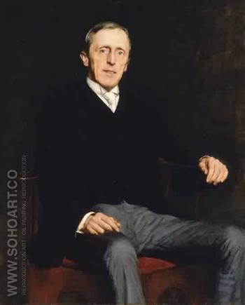 George Augustus Gardner 1888 - Dennis Miller Bunker reproduction oil painting