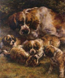 Edmund Henry Osthaus St Bernards