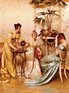 The Tea Party - Frederic Soulacroix