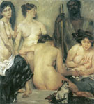 Lovis Corinth The Harem 1904
