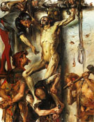Lovis Corinth The Large Martyrdom 1907