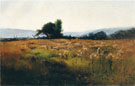 Mountain View from High Field 1877 - Willard Leroy Metcalfe