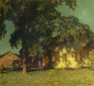 Summer Night No 2 1914 - Willard Leroy Metcalfe