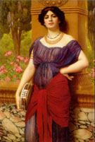 Tympanistria 1909 - John William Godward