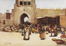 Arthur Melville The North Gate Baghdad 1882