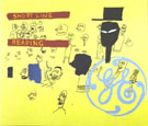 GE Short Line and Reading c1984 - Jean-Michel-Basquiat reproduction oil painting