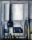 Gelmeroda IX - Lyonel Feininger