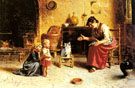 Eugenio Zampighi A Childs First Step