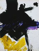 Untitled 59 - Franz Kline reproduction oil painting