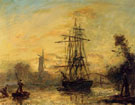 Johan Barthold Jongkind Rotterdam B