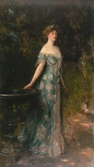 Portrait of Millicent Duchess of Sutherland 1904 - John Singer Sargent