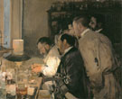 An Experiment 1897 - John Singer Sargent