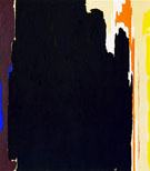 1951 T No 2 - Clyfford Still