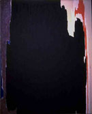 Clyfford Still Untitled 1951