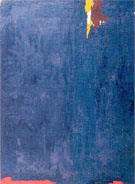 Untitled 1953 II - Clyfford Still reproduction oil painting