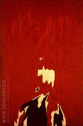 Untitled 1964 - Clyfford Still reproduction oil painting