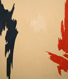 Clyfford Still Untitled 1965