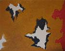 Untitled B - Clyfford Still reproduction oil painting
