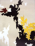Untitled PH 118 1947 - Clyfford Still reproduction oil painting